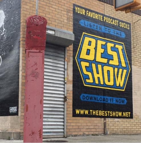 best show mural
